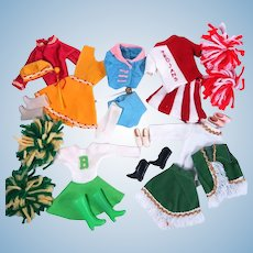 Vintage Barbie Cheer Collection