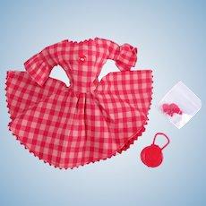 Barbie Clone Dress and Accessories