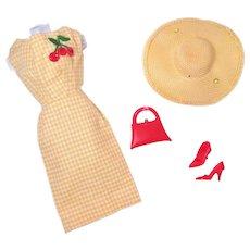 Vintage Fashion for Barbie with Premier Hat