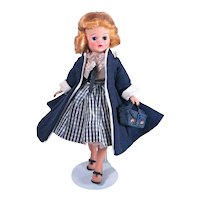 Little Miss Revlon HTF Faille Coat and Factory Outfit