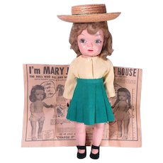1950's Mary Jane Doll Terri Lee Look-a-like