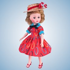 """Vintage Clone Outfit for 8"""" Fashion Dolls of the 1950's"""
