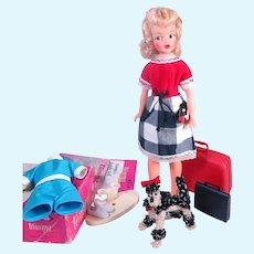 Platinum Ideal Tammy Doll in Box