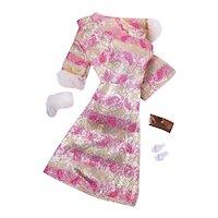 Barbie Clone Mod Shimmering Set