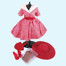 "Vintage Factory Outfit for 10 1/2"" Fashion Dolls"