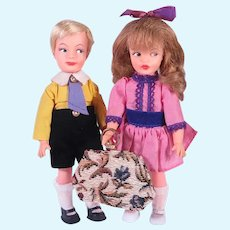 Horsman Children to Mary Poppins Set