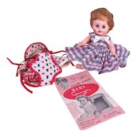 Baby Ginger Outfit with Dressed Doll