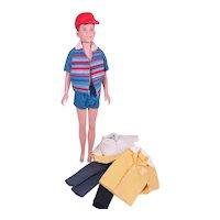 Mattel Ricky Doll Friend of Skipper