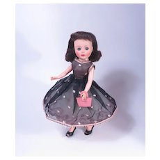 Dark Brunette Toni Doll by American Character