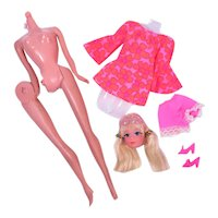 Talking PJ Doll by Mattel 1969-1970