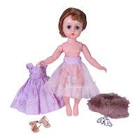 Vintage Evening Ensemble for Lissy Size Dolls