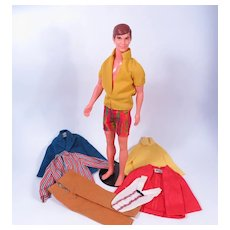 New Good Lookin' Ken with Mod Clothing by Mattel