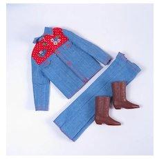 Mod Ken Best Buy #7225 Outfit from 1975 by Mattel