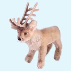 Vintage Steiff Reindeer