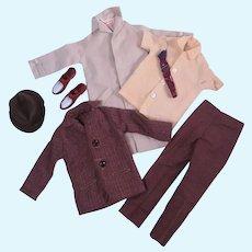 Vintage Ken Clone Business Suit