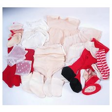 Chatty Cathy & Family Slips, Underwear & Socks