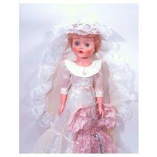 "24"" Miss Debutante High Heel Fashion Doll"