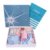 Vintage Diaparene Display Box and Accessories for Tiny Tears and Dy-Dee Others