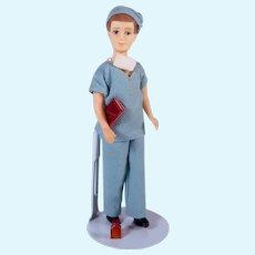 """Doctor Ken Clone 7 3/4"""" Friend of Hong Kong Lilly"""