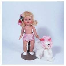 Painted Lash Strung Ginny Doll by Vogue