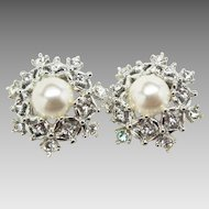 "Sarah Coventry ""Ultima"" earrings 1968"