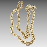 "Sarah coventry  30""  ""Holiday Chain"" 1970's"