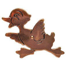 Fun Gold wash Duck Ducky
