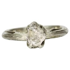 A Woman's Herkimer Diamond Ring