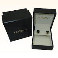 Vintage 18K H. Stern Tourmaline Earrings