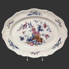 Wedgwood Williamsburg Potpourri Queensware Platter