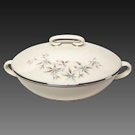 Mid-century Lenox Wyndcrest (A500) Covered Round Vegetable