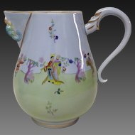 Stunning Herend Csung Vert Large Water Pitcher