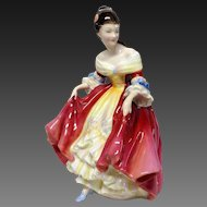 "Beautiful Royal Doulton ""Southern Belle"" HN2229 Figurine"