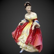 "Beautiful Royal Doulton ""Southern Belle"" HN2229 Figurine"