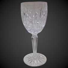 Waterford Glengarriff Water Goblet