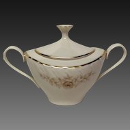 Lenox Coquette G-512 China Covered Sugar