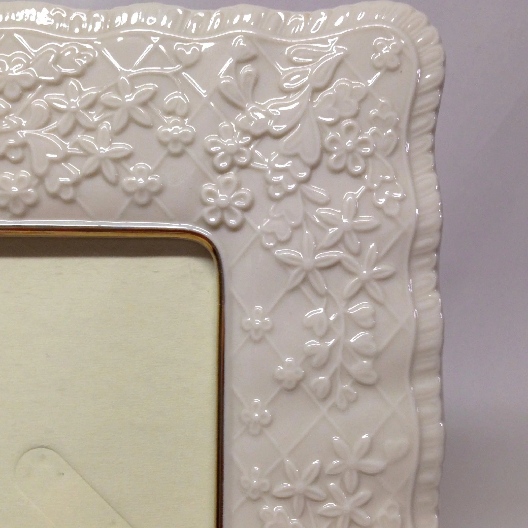 Lenox Wedding Promises Collection Picture Frame Click To Expand