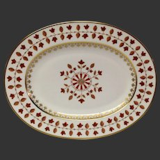 Haviland Parlon Limoges Matignon-Rust Small Platter
