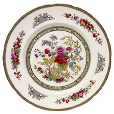 "Stunning Set (12) Paragon ""Tree of Kashmir"" Large Dinner Plates"