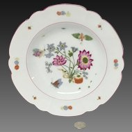 "Chas. Field Haviland ""Meissen"" Rim Soup for MMA"