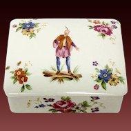 Mottahedeh Historic Charleston Chinoiserie Style Dresser Box