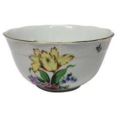 Lovely Herend Printemps (BT) Round Bowl