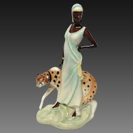 Stunning Royal Doulton Charlotte HN3810 Figurine Charleston Series