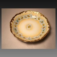 T&V Limoges Daisy Chain Small Individual Fruit Bowl