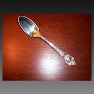 Lunt Eloquence Sterling Fruit Spoon