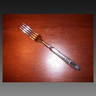 Oneida Community GROSVENOR Hollow-Handle Fork