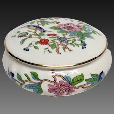 Aynsley Pembroke Round Lidded Box