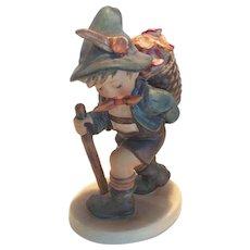 "Adorable Hummel ""Flower Vendor"" Figurine #381 TMK 6"