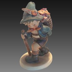 "Adorable Hummel ""Flower Vendor"" Figurine #381 TMK 6"