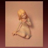 "Cybis Figurine ""Thumbelina"" 1957-1972"